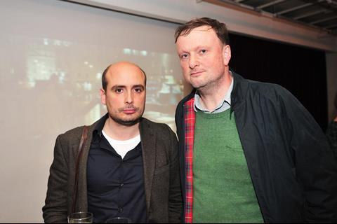 Peter Strickland, Andy Starke